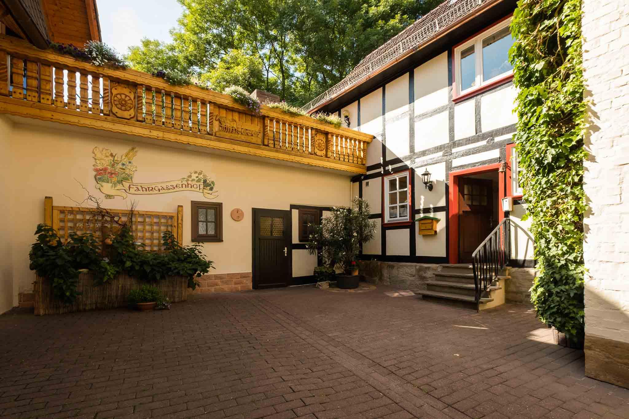 Webseite für Ferienwohnung in Bad Sooden-Allendorf / Kleinvach