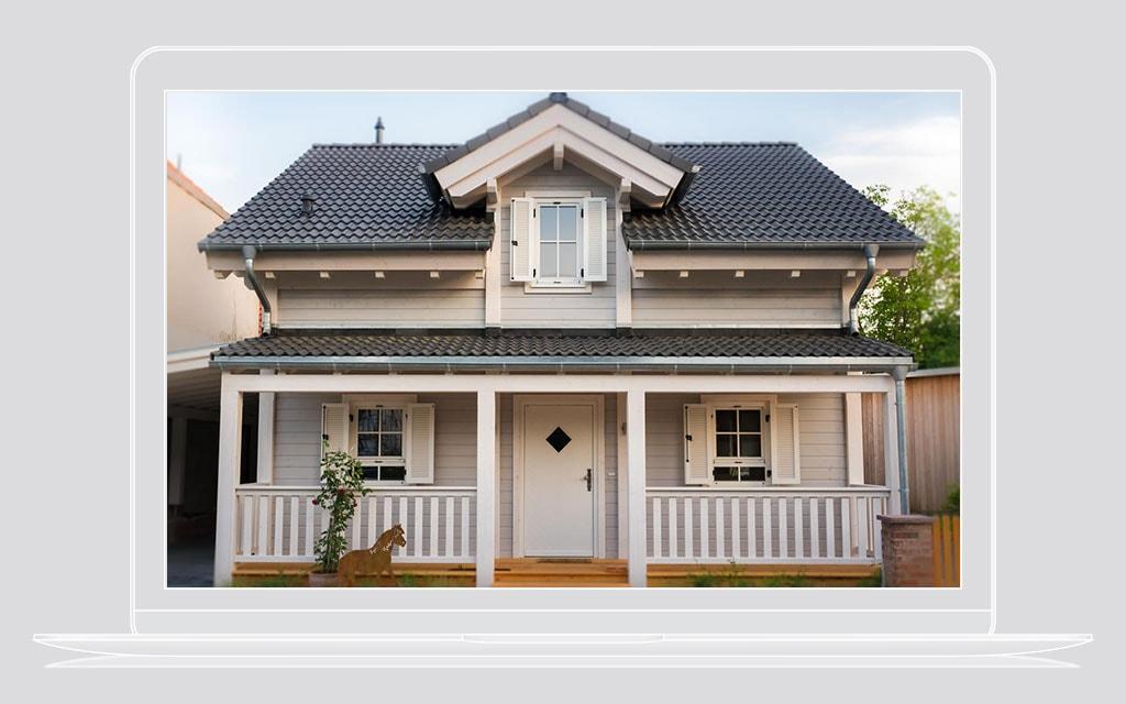 Webdesign für Ferienhaus in Bad Sooden-Allendorf / Kleinvach