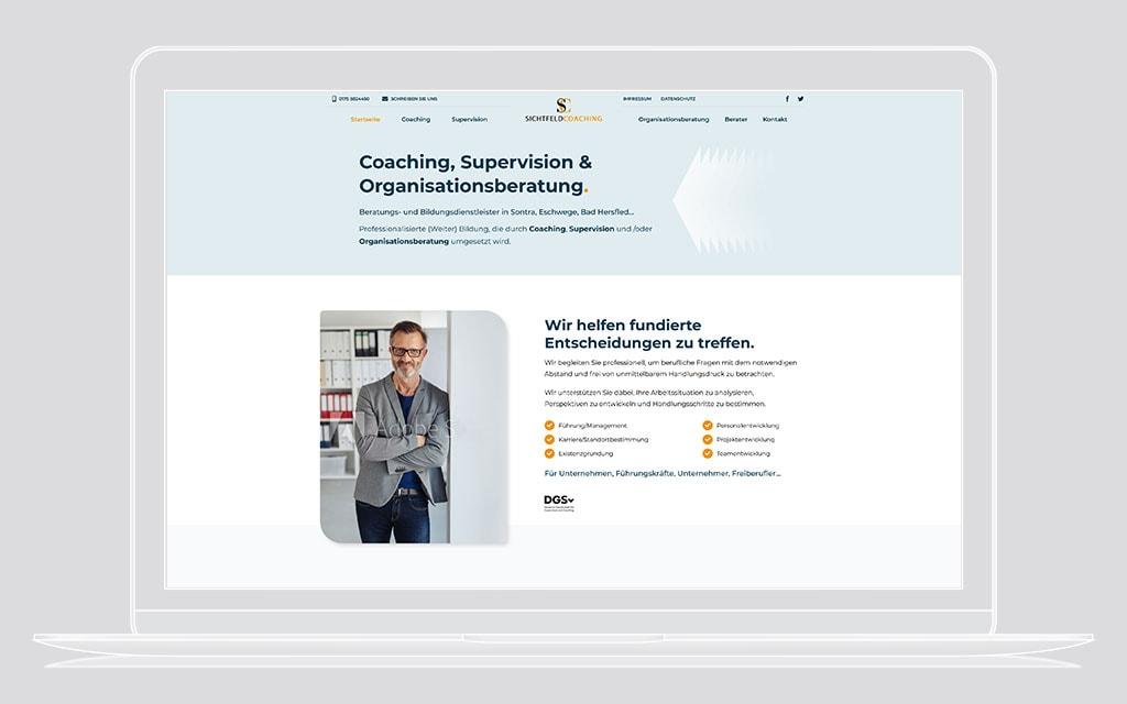 Webdesign Sontra